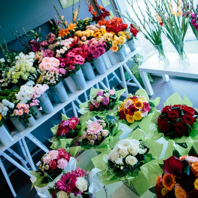 Bouquets-magasin