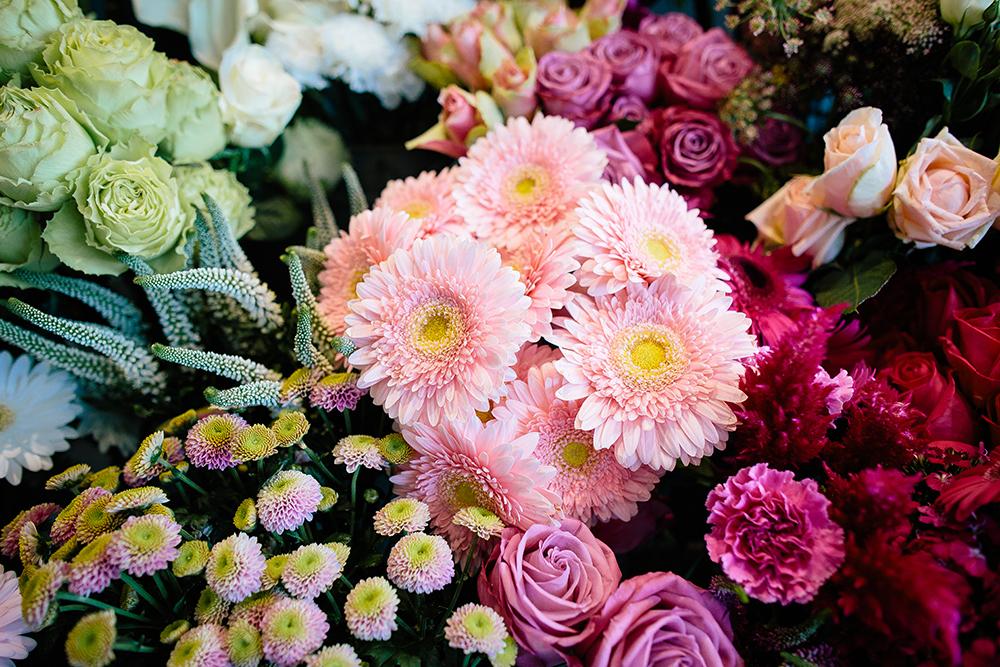 Fleurs comptoir