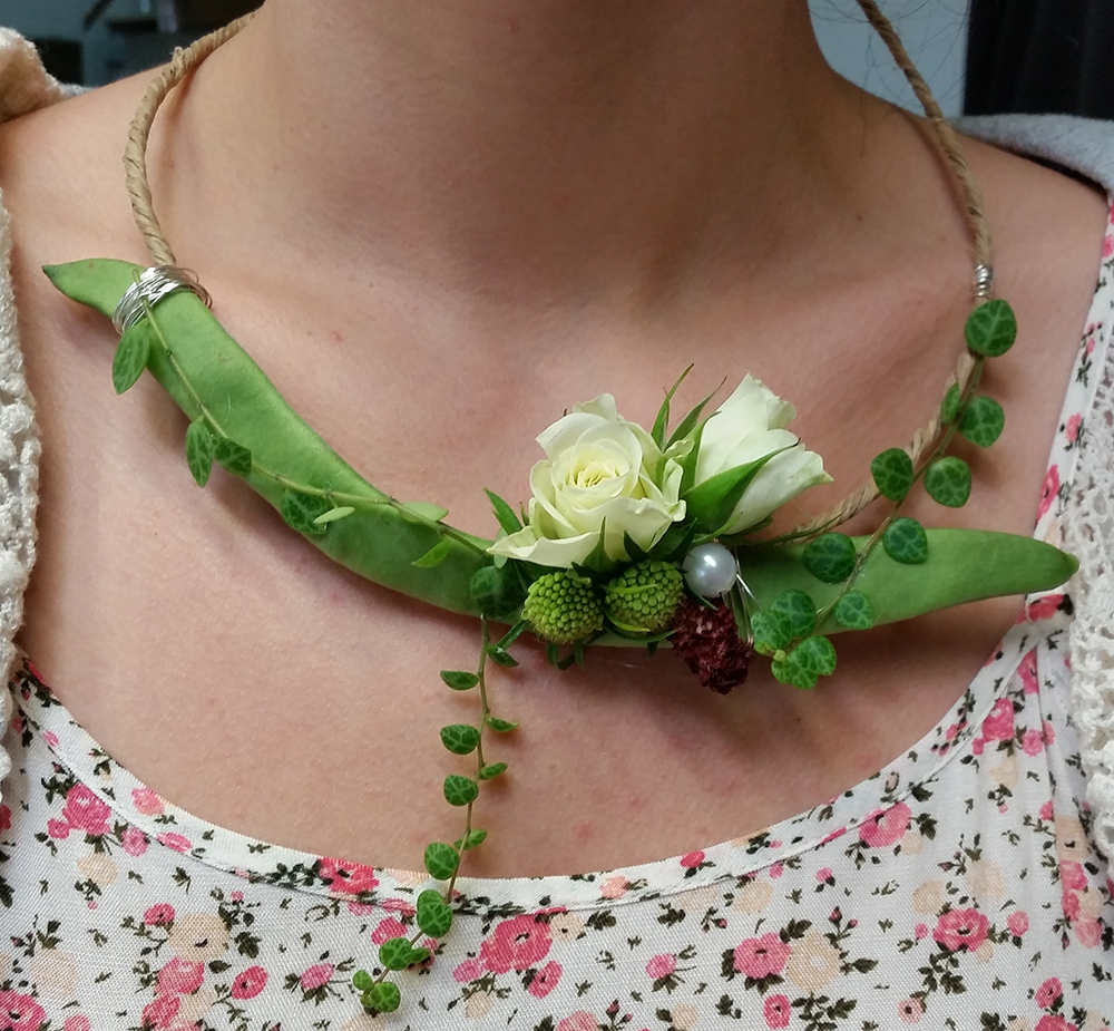 collier mariage