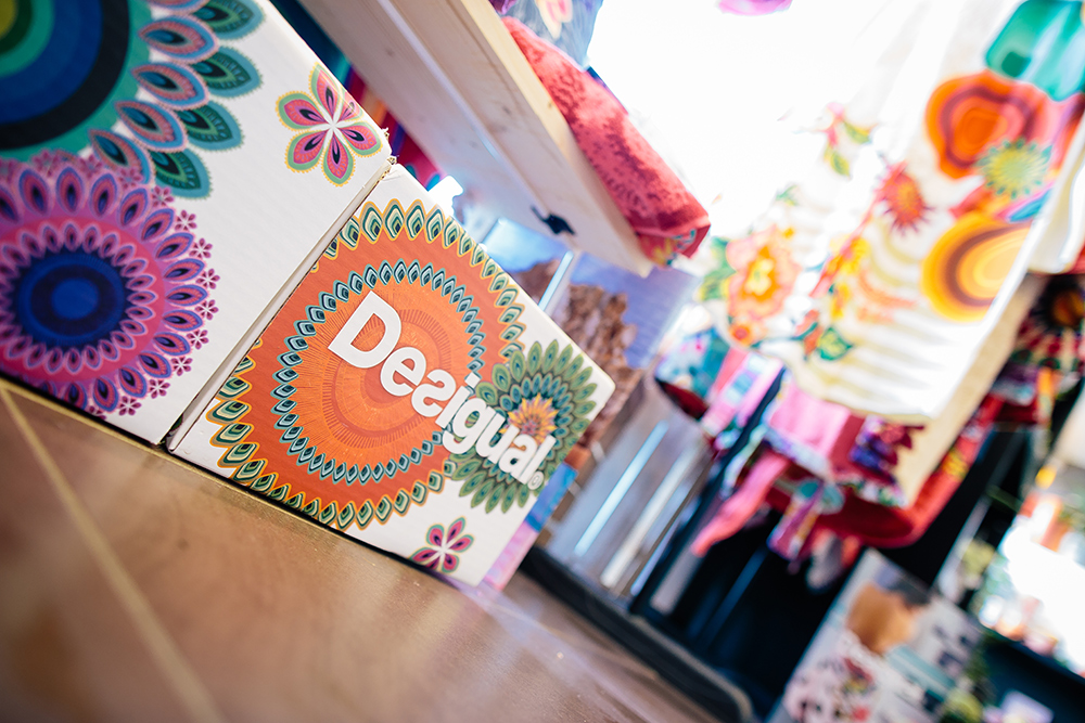 Décoration desigual magasin